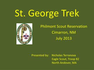 St. George Trek