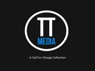 - A Call For Change Collection -