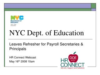 NYC Dept. of Education