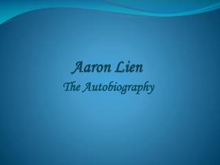 Aaron Lien