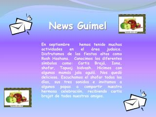 News  Guimel