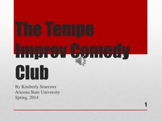 The Tempe Improv Comedy Club
