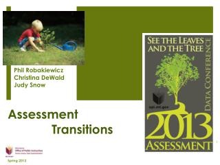 Assessment  		Transitions