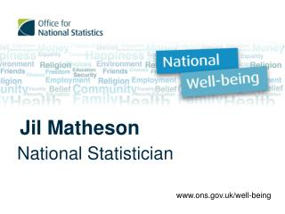 National Statistician
