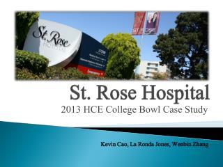 St. Rose Hospital