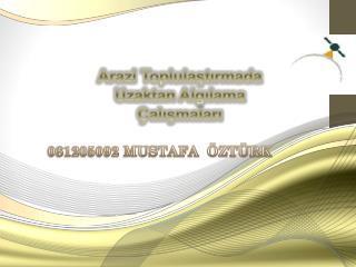 081205092 MUSTAFA  ÖZTÜRK
