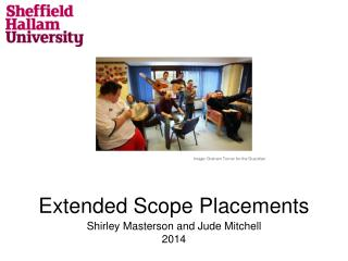 Extended Scope Placements