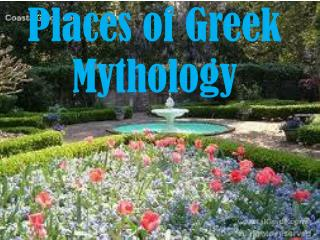 Places of Greek Mythology