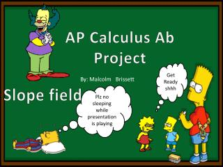 AP Calculus  Ab  Project