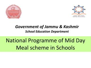 Government of Jammu & Kashmir School Education  Department
