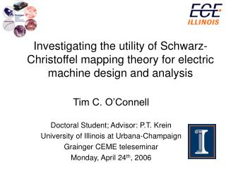Investigating the utility of Schwarz-Christoffel mapping theory for electric machine design and analysis