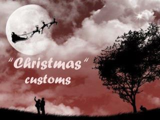 """""""Christmas """""""