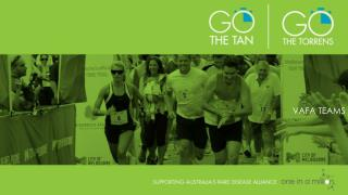 GO THE TAN &  GO THE TORRENS