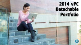 2014  vPC  Detachable Portfolio