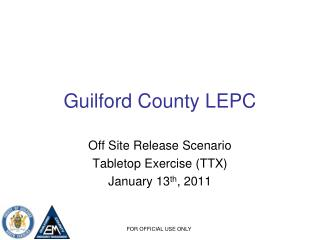 Guilford County LEPC