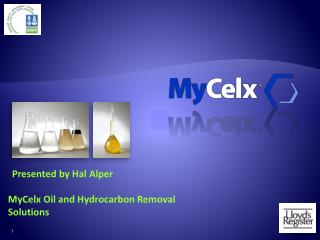 MyCelx Oil and Hydrocarbon Removal Solutions