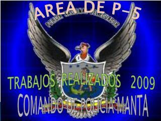 TRABAJOS  REALIZADOS   2009