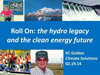 KC Golden      Climate Solutions 02.19.14