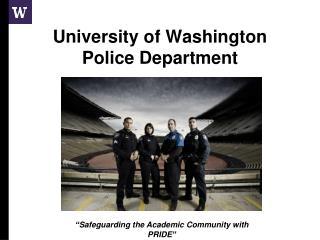 University of Washington Police Department