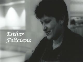 Esther Feliciano