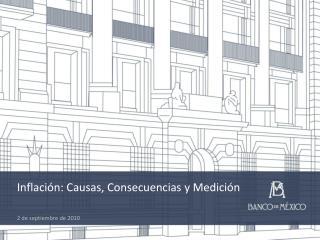 Inflación: Causas, Consecuencias y Medición
