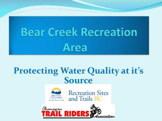 Bear Creek Recreation Area