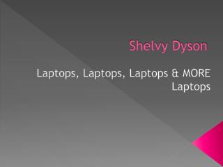 Shelvy Dyson