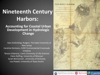 Nineteenth Century Harbors: