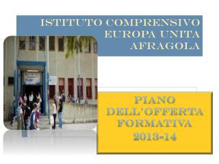 ISTITUTO COMPRENSIVO EUROPA UNITA AFRAGOLA