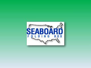 Seaboard Folding Box 2012