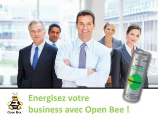Energisez  votre  business avec Open Bee !