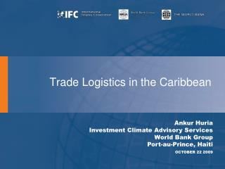 Trade Logistics in the Caribbean