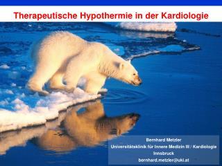 Therapeutische Hypothermie in der Kardiologie