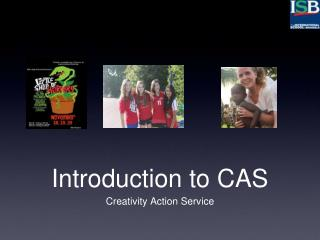 Introduction to CAS