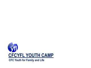 CFCYFL YOUTH CAMP