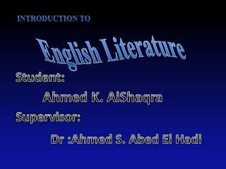Ahmed K.  AlShaqra