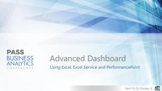 Advanced Dashboard