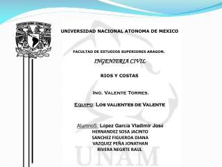 FACULTAD DE ESTUDIOS SUPERIORES ARAGON.
