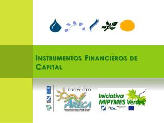 Instrumentos  Financieros  de Capital