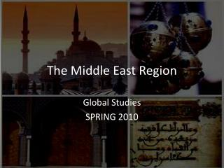 The Middle East Region