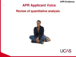 APR  Applicant Voice