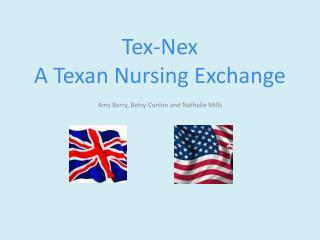 Tex- Nex A Texan Nursing Exchange