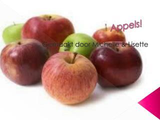 Appels!