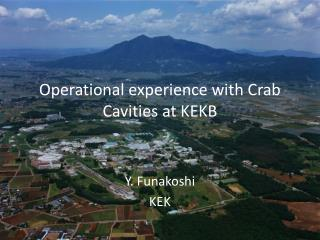 Operational experience with Crab Cavities at KEKB