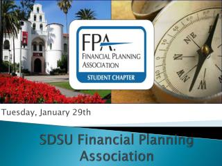 SDSU Financial Planning Association