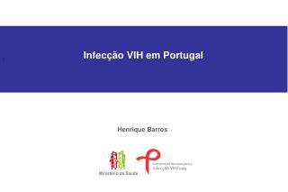 Infecção VIH em Portugal