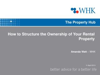 The Property Hub