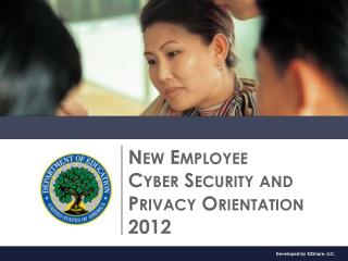 U.S. DEPARTMENT OF EDUCATION Office of the Chief Information Officer