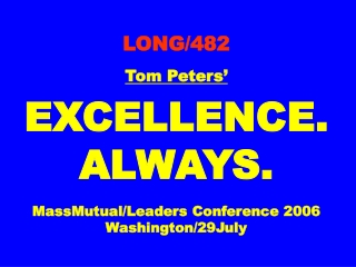 Regional Leadership Conference 2006 Programs Zone Functional