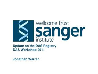 Update on the DAS Registry DAS Workshop 2011